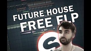 FUTURE HOUSE FREE FLP (Oliver Heldens, Don Diablo, Tchami Style)