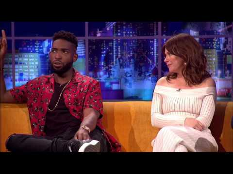 Tinie Tempah talks Zara Larsson interview + Girls Like LIVE on Jonathan Ross Show | 2 April 2016