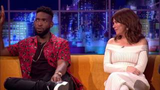Tinie Tempah talks Zara Larsson interview + Girls Like LIVE on Jonathan Ross Show | 2 April 2016