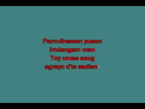 PAMULINAWEN 218515 [karaoke]