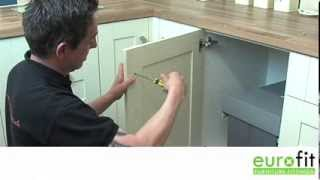 How To Fit A Cupboard Handle