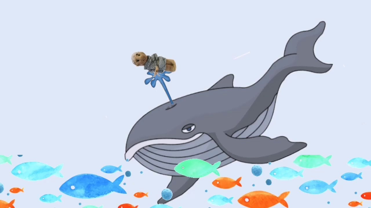 Download Jona en die groot vis 🐳🌊 - Storietyd saam met Pippa en Pieter 📚