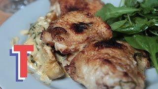 Creamy Tarragon Chicken Thighs | Eat Up S1e6/8