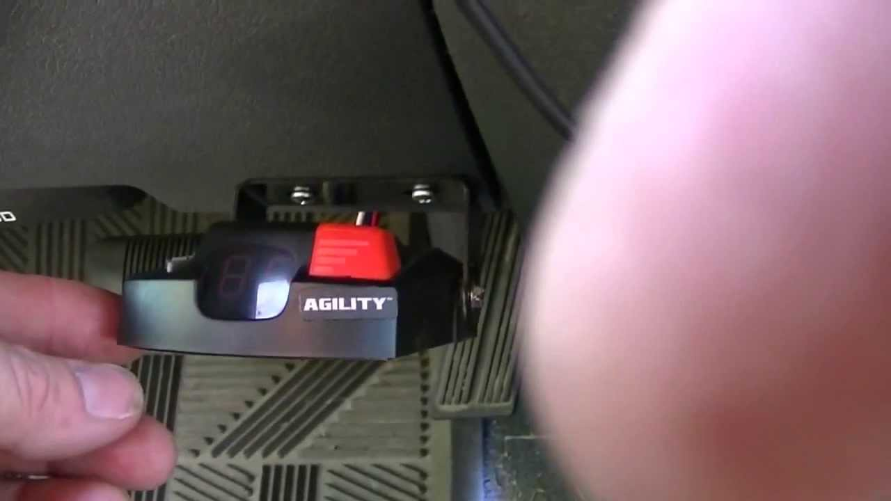 brake controller install in a dodge ram 2008 [ 1280 x 720 Pixel ]