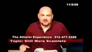 Another Classic, Well-Articulated Rant By Matt Dillahunty