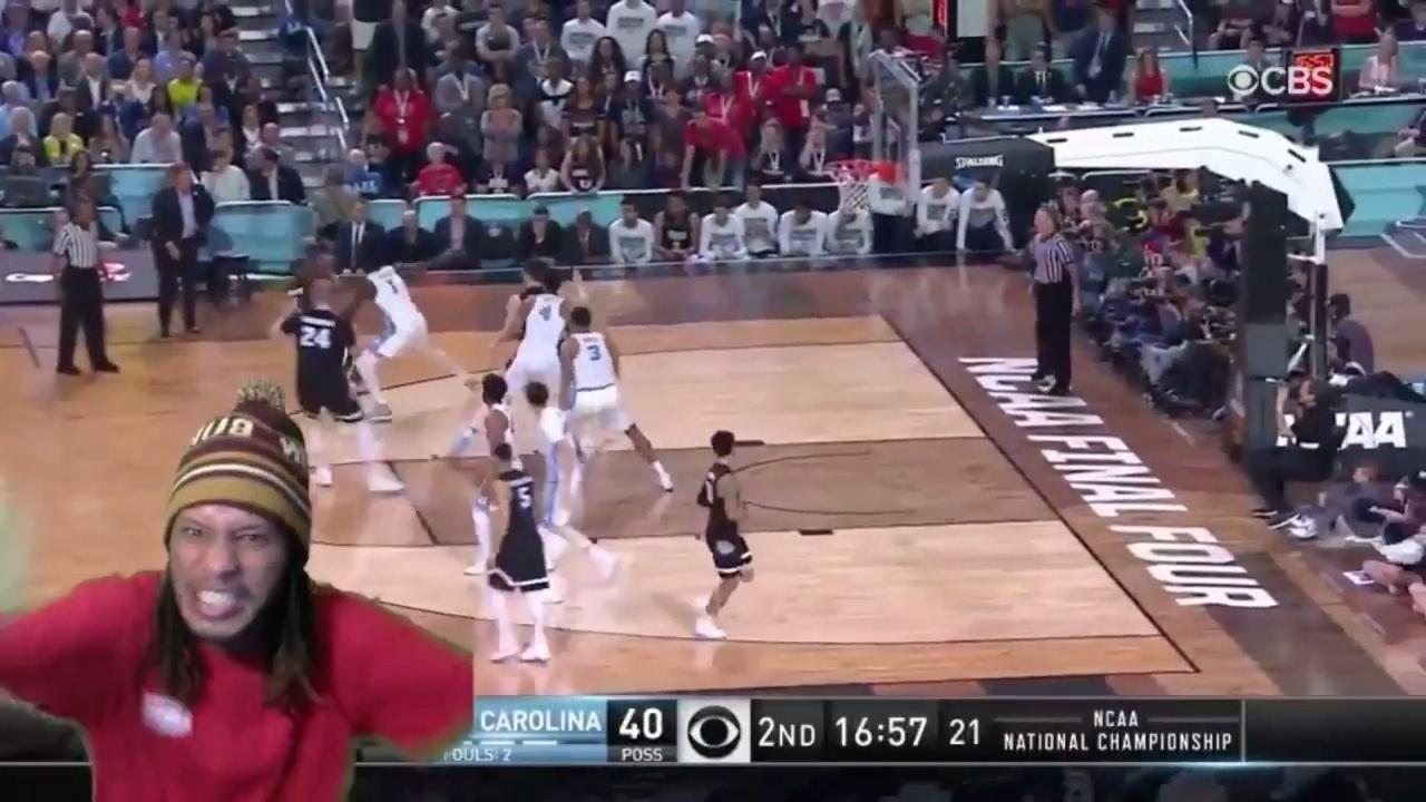 Highlights from the national championship gonzaga vs north carolina - 2017 Ncaa National Championship Highlights Gonzaga Vs North Carolina March Madness Reaction