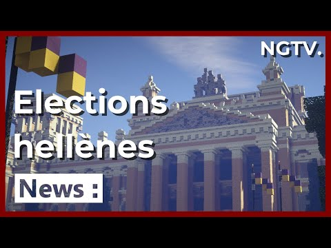NationsGlory - NGTV Edition spéciale : Elections hellènes
