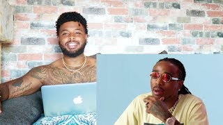 Quavo Goes Undercover on Twitter YouTube and Reddit | Reaction