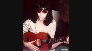 Joey Ramone acoustic - Waiting For That Railroad + Death Of Me