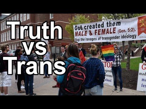 Truth vs. Trans at Bloomsburg University