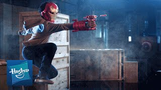 Marvel's Captain America - 'Civil War Hero Gear' T.V. Commercial