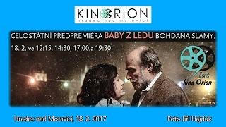 Bába z ledu / 2017/ předpremiéra v Hradci nad Moravicí