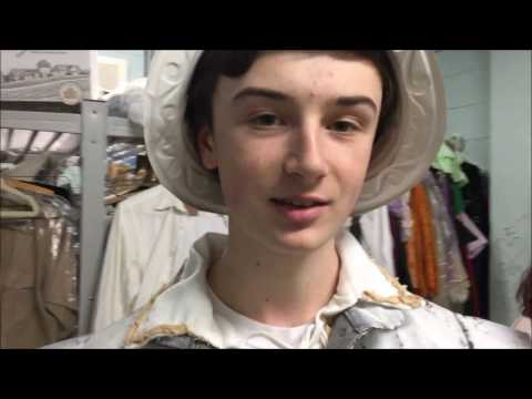 Addams Family Musical Vlog Day One