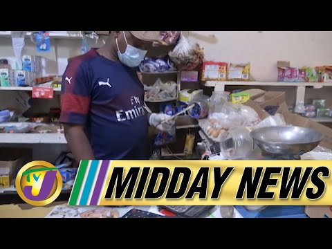 Warning of Possible Food Price Increase | Jamaican Nurses Fed Up with Non-Payment - June 25 2021