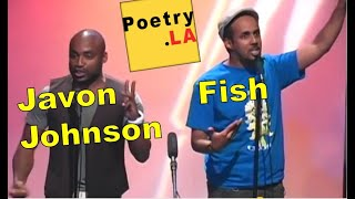 Fish & Javon Johnson - Inkslam '12 Finals