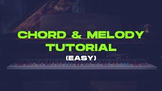 Logic Chord & Melody Tutorial