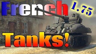 Les Chars Français!!! (French Tanks Announcement/Discussion)