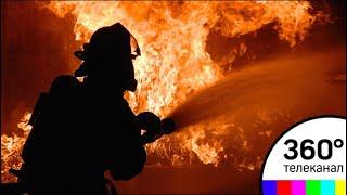 Взрыв в Люберцах разрушил три гаража и убил человека