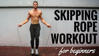 Beginner Skipping Rope Workout - W2D2