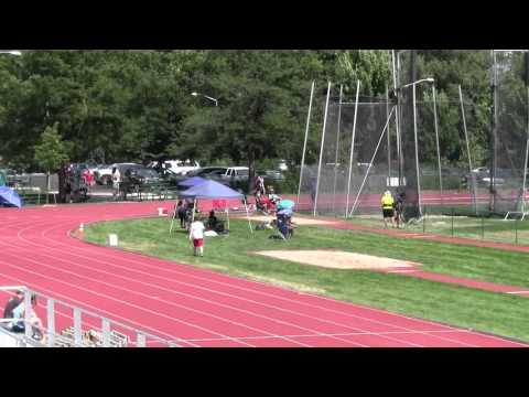 Gil Roberts 19.86 into -0.7 wind