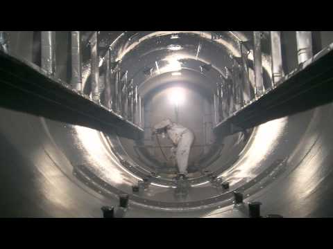 Process vessels repair and protection with Belzona