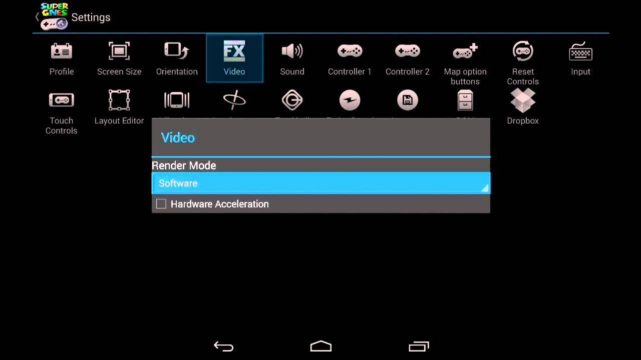 supergnes para windows phone