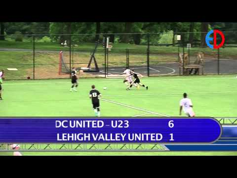 DC United U-23  6-1 Lehigh Valley United Sonic