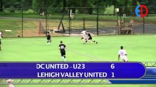 DC United U-23  6-1 Lehigh Valley United Sonic