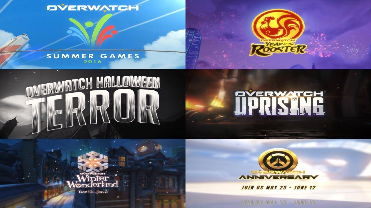 0d7daaa5c8c1 Overwatch  Event Trailers