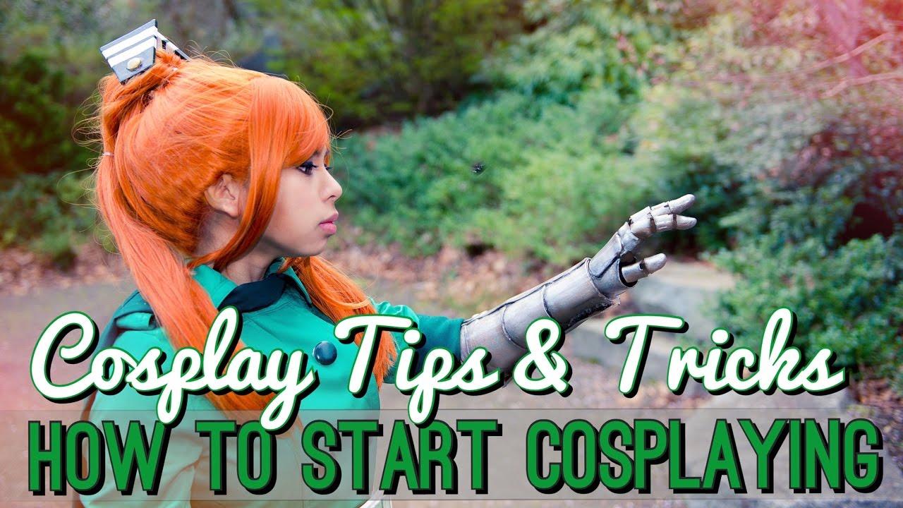 How To Start Cosplaying Cosplay Tips Tricks Shainadilla Youtube