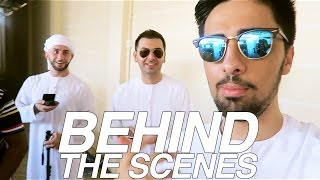 MoVlogs, Saygin, Moe Money BEHIND THE SCENES (FUNNY)