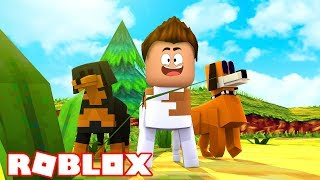 PLAY AS HUND ROBLOX!