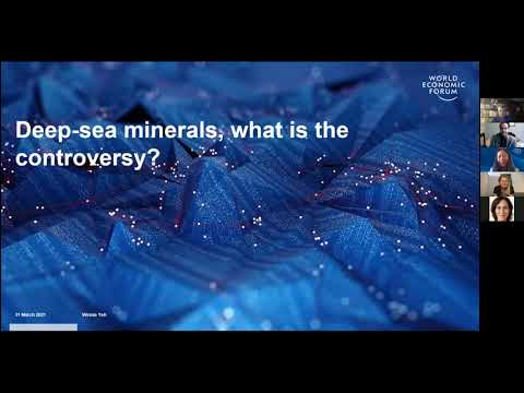 Deep Sea Mining and Prospects for Environmental Conflict Resolution and Peacebuilding