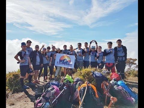 Sialdang: Mt. Halcon 2017 (April 22-25, 2017)