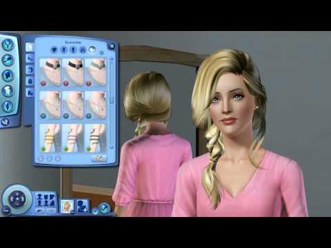 Create-A-Sim: Mallory Clarke - The Girly Girl