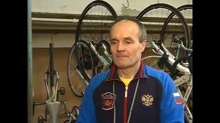 Михаил Кузнецов. Велоспорт при ДЦП
