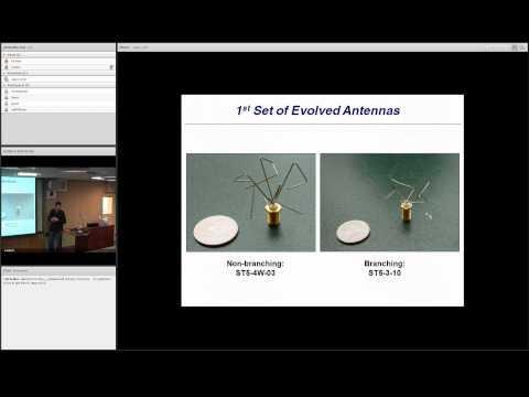 CMSV-TOCS: Jason Lohn 2012-01-31