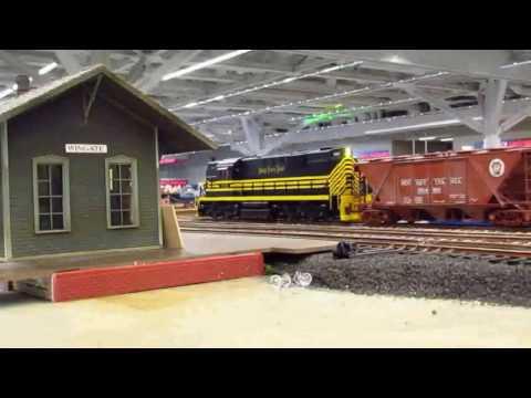 2 Rail O Scale 2016