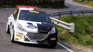 16-year-old Kalle Rovanpera in Action Rally Il Ciocco 2017 [HD]