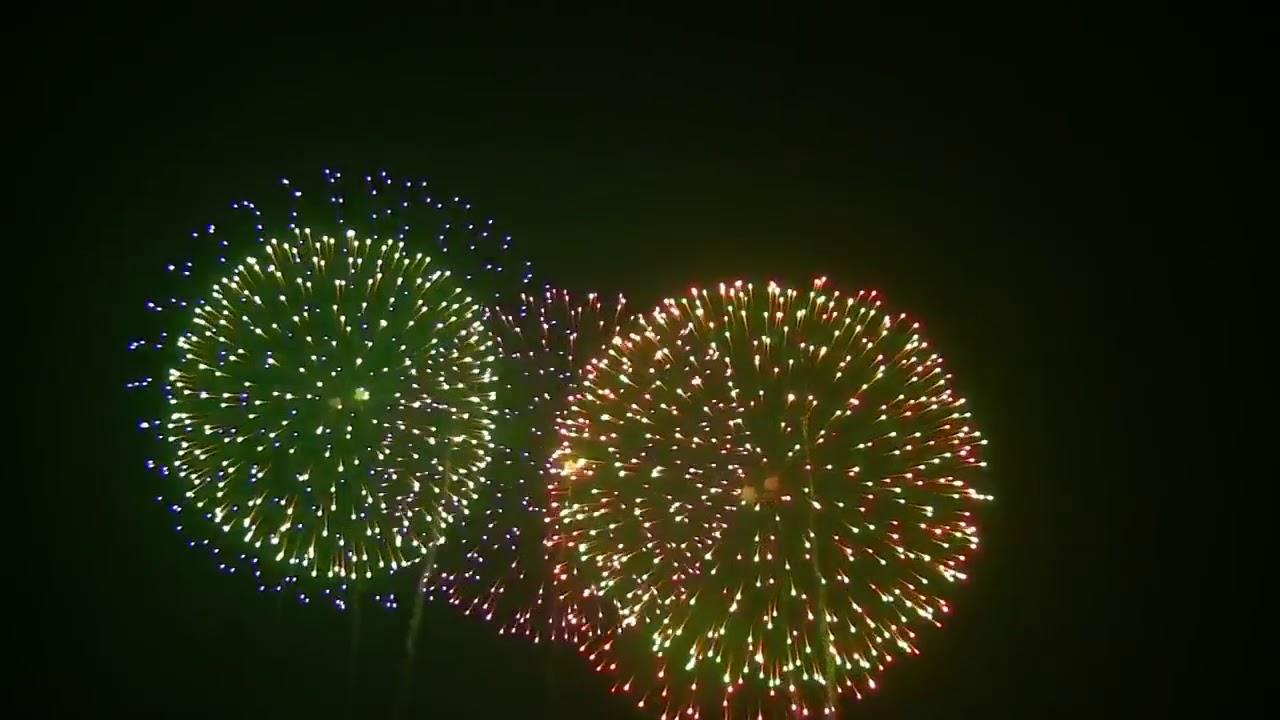 Ağdam ateş ve sanliq fireworks