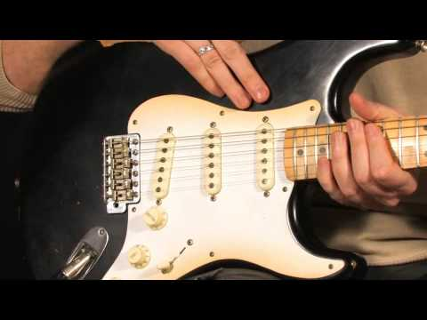 fender stratocaster road worn 50s test review new 2014 youtube. Black Bedroom Furniture Sets. Home Design Ideas