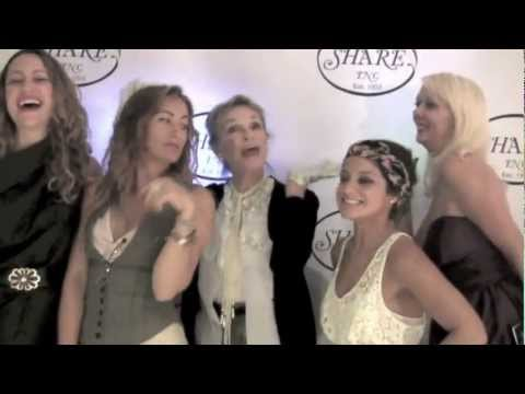 """Bachelor Auction -- SHARE """"Ladies' Night Out"""""""