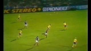 Sveriges VM-kvalmatcher 1980