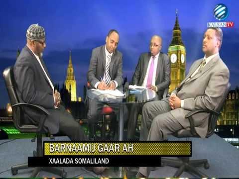 WAKIILADA XISBIYADA SOMALILAND OO GACANTA ISULA TAGAY DOOD KU DHEXMARTAY KALSAN TV ...