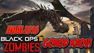BO3 DLC3 Descent: Análisis del Trailer de Gorod Krovi