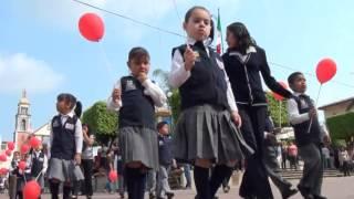 Desfile 5 de Mayo 2013 Hueytamalco (Resumen)