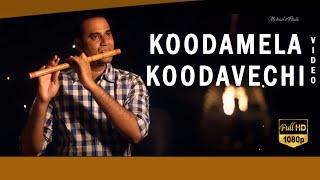 Koodamela Koodavechi Video Song | Rummy | Instrumental | Mohan's Flute