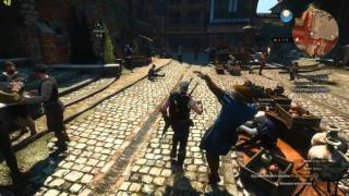 Witcher 3 - Asus G752VY GeForce GTX 980M Uber Max Full graphics FPS