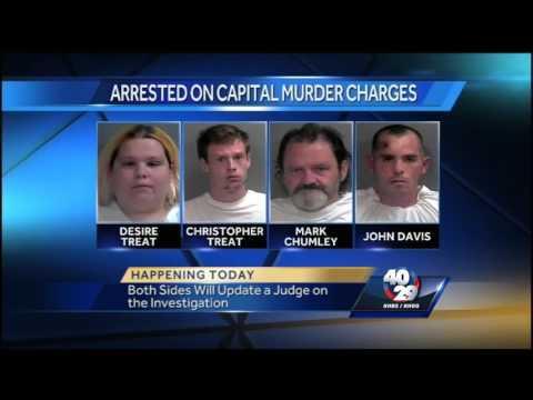 Fayetteville murder suspect in court today