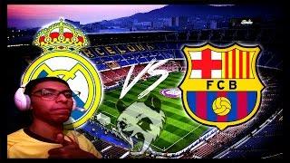 FIFA 16 Gameplay - Barcelona vs Real Madrid [1080p HD ] El Clasico
